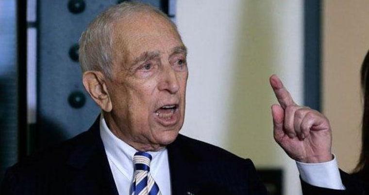 New Jersey's Frank Lautenberg dies at age 89