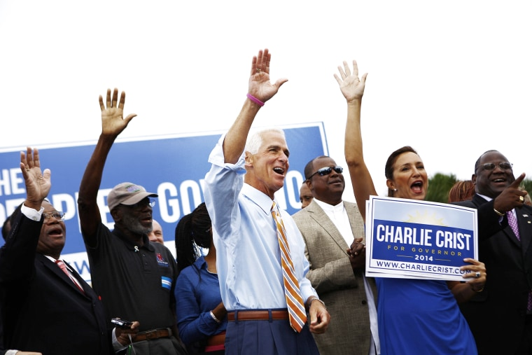 Charlie Christ Announces Candidacy For Florida's Governor, As A Democrat