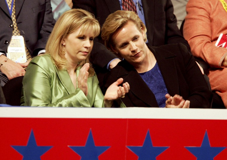 Mary Cheney: 'I am not saying I hope she loses to Enzi'