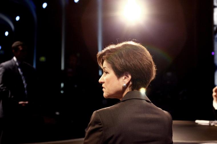 Florida Gubernatorial Candidates Sink And Scott Debate In Tampa