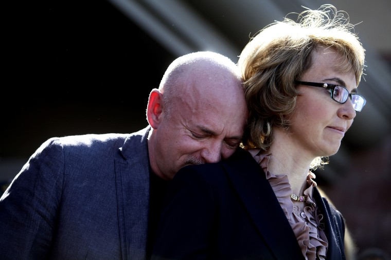 Gabby Giffords And Survivors Of The Tucson Shooting Call For Stricter Gun Control