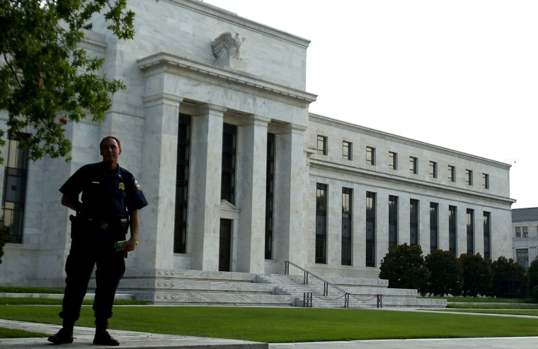 Federal Reserve To Announce Policy Decisions After One-Day Meeting