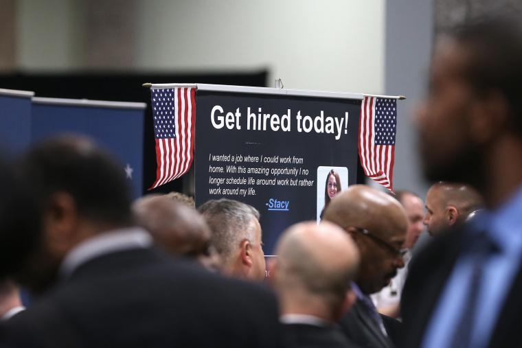 US Chamber Of Commerce Sponsors Job Fair For Veterans