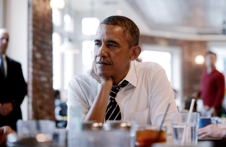 President Obama Meets With Young Citizens To Discuss Healthcare