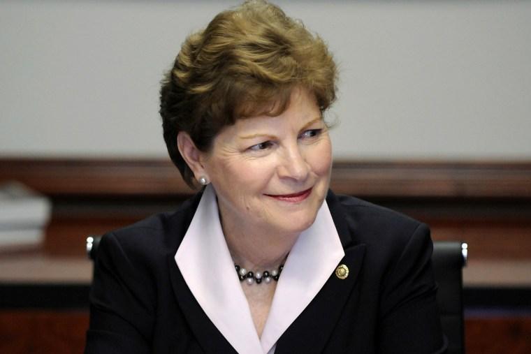 U.S. Senator Jeanne Shaheen