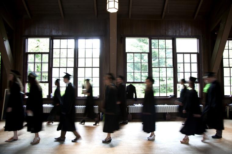 U.S. College Graduations