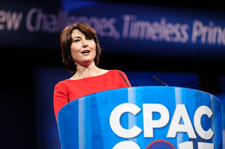 Rep. Cathy McMorris Rodgers (R-WA) speaks at the 2013 Conservative Political Action Conference, March 16, 2013 in National Harbor, Md.
