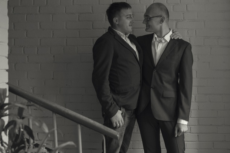 Gay Couples in Russia