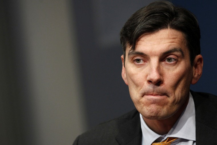 AOL chairman and Chief Executive Officer Tim Armstrong.