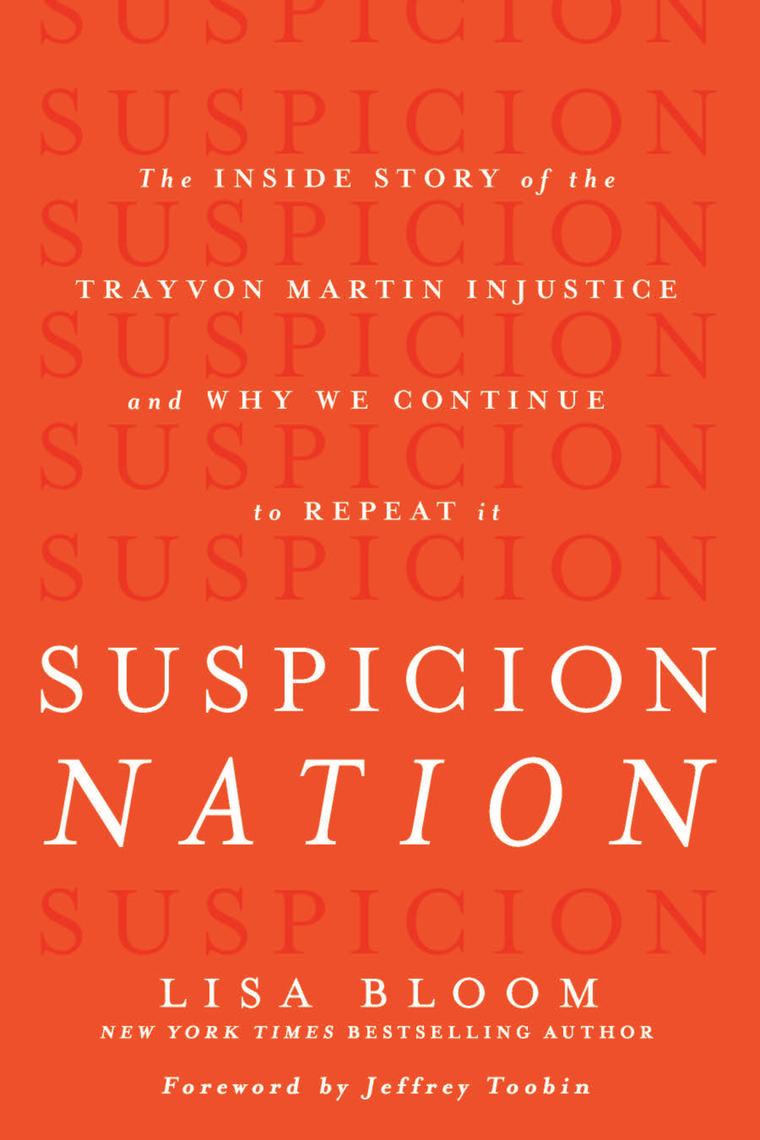 Suspicion Nation by Lisa Bloom book cover