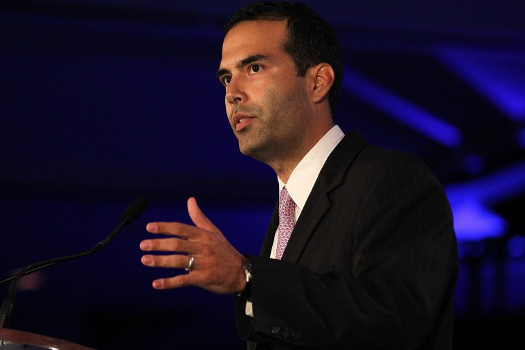 George P. Bush speaks during the 2011 Republican Leadership Conference on June 18, 2011 in New Orleans, La.