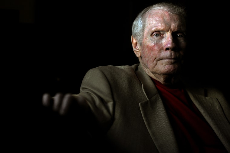 Rev. Fred Phelps leads the controversial Westboro Baptist Church.