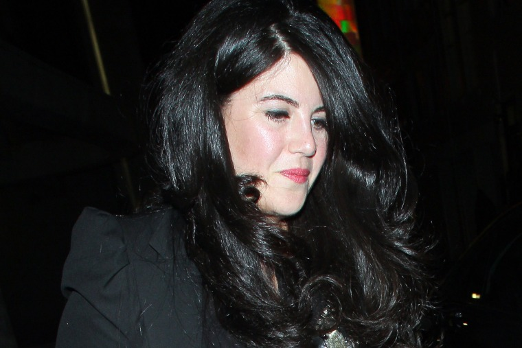 Monica Lewinsky in London, Mar. 19, 2013.