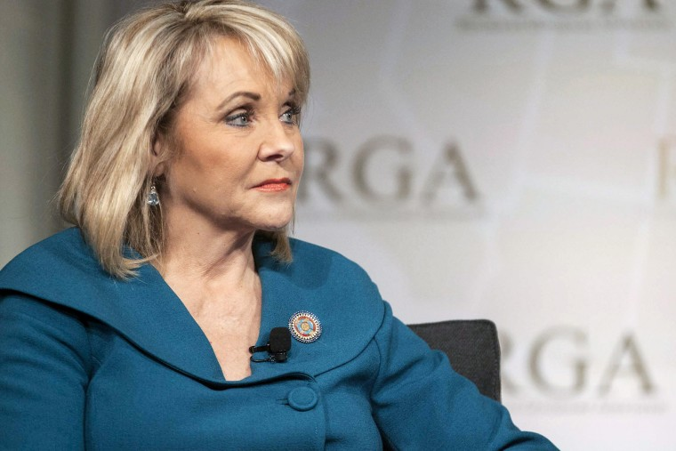 Governor Mary Fallin (R-OK) at the 2013 Republican Governors Association conference in Scottsdale, Arizona, on Nov. 20, 2013.