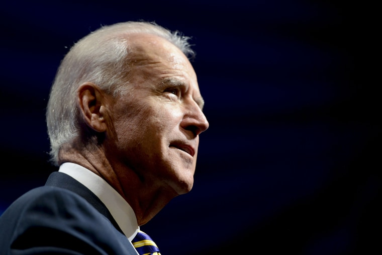 U.S Vice President Joe Biden speaks at The Newseum on May 2, 2014 in Washington, DC.