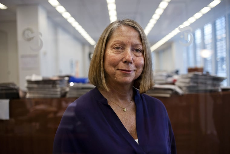 Jill Abramson is an American author and journalist best known for her role as the executive editor of The New York Times.