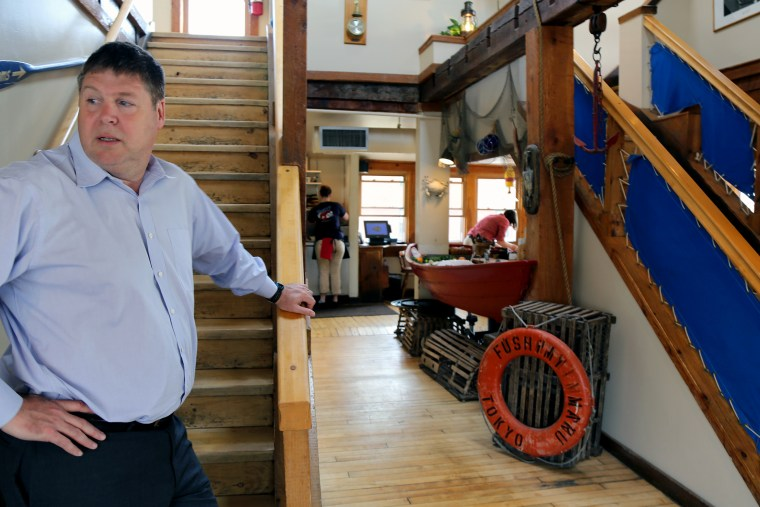 Restaurateur Al Gobeille chairs Vermont's Green Mountain Care Board.