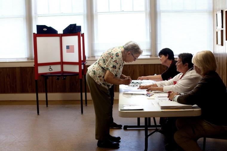 Primary Voting in North Carolina