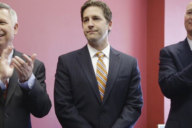 Ben Sasse in Lincoln, Neb., on May 14, 2014.