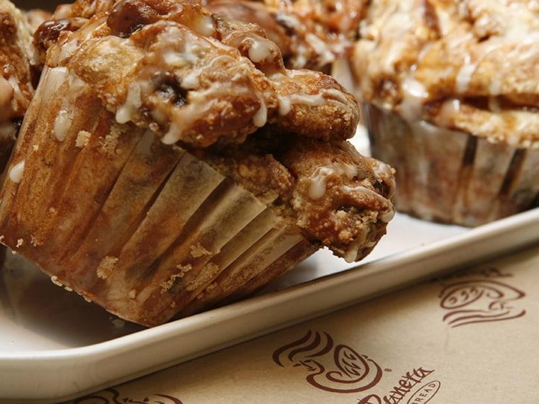 A muffin.