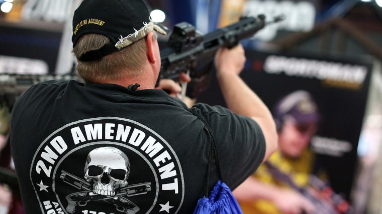 NRA Gathers In Houston For 2013 Annual Meeting