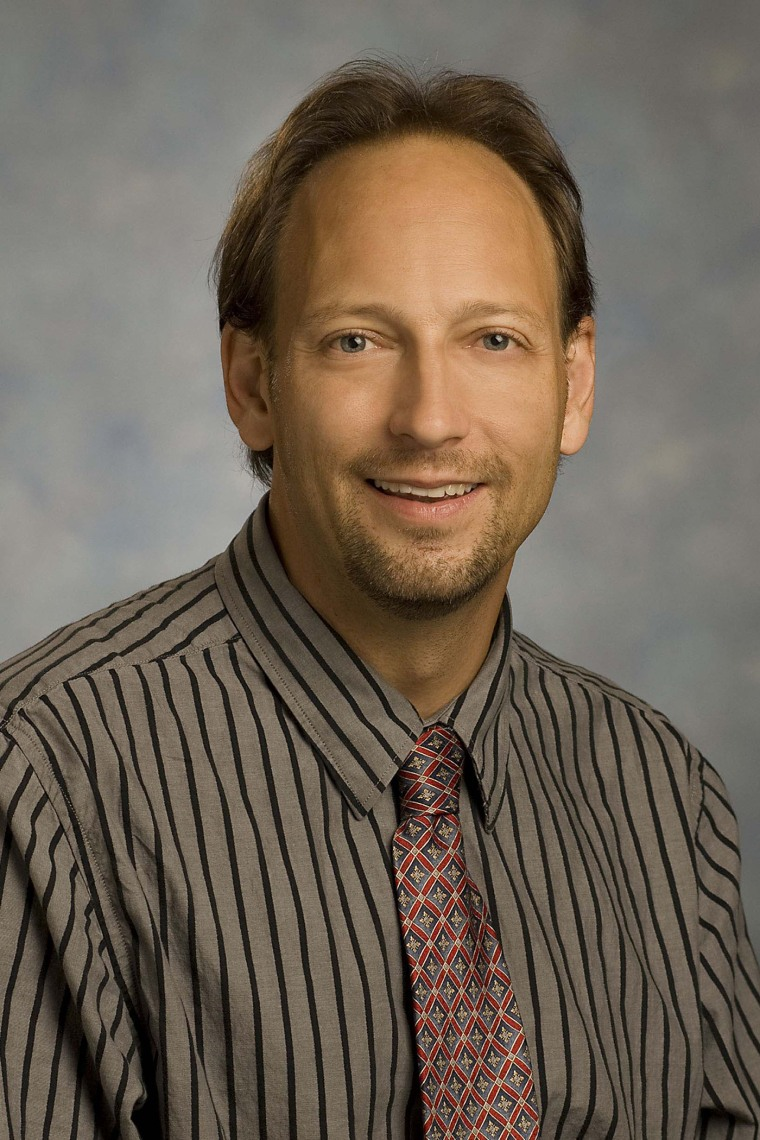 This September 2009 photo provided by Randolph Macon College shows sociology professor, Jack Trammell, who is the Democratic candidate for the 7th district Congressional seat.