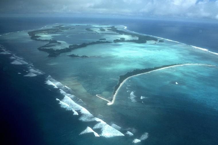 The Palmyra Atoll