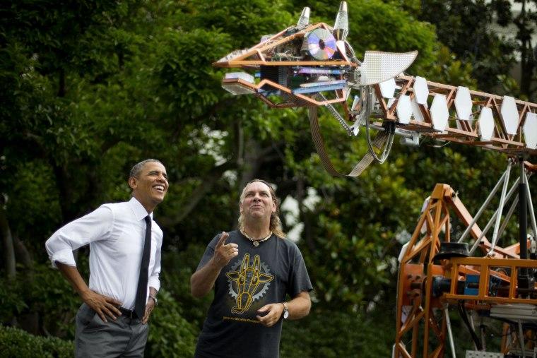 Barack Obama, Lindsay Lawlor
