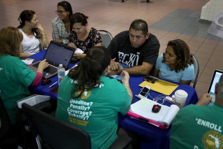 Affordable Care Act Enrollment Fair Draws Floridians