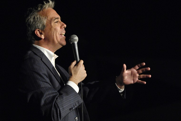 Congressman Joe Walsh speaks during a Chicago Tea Party meeting on Dec. 8, 2011 in Chicago.