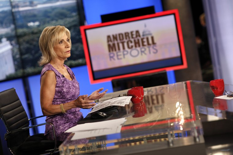 Andrea Mitchell Reports.
