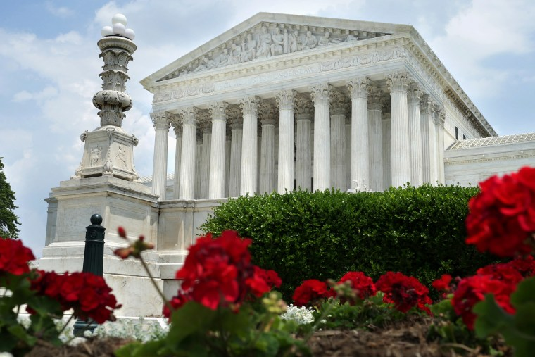 The United States Supreme Court is seen May 27, 2014, in Washington, D.C.