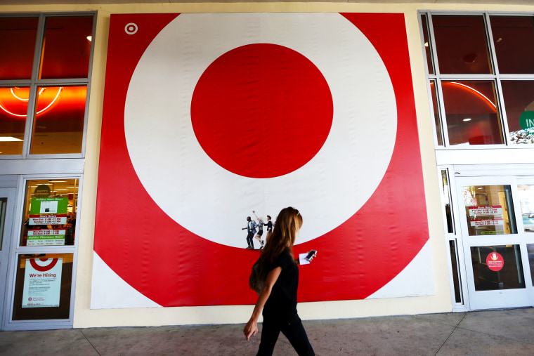 A Target store is seen on December 19, 2013 in Miami, Florida.