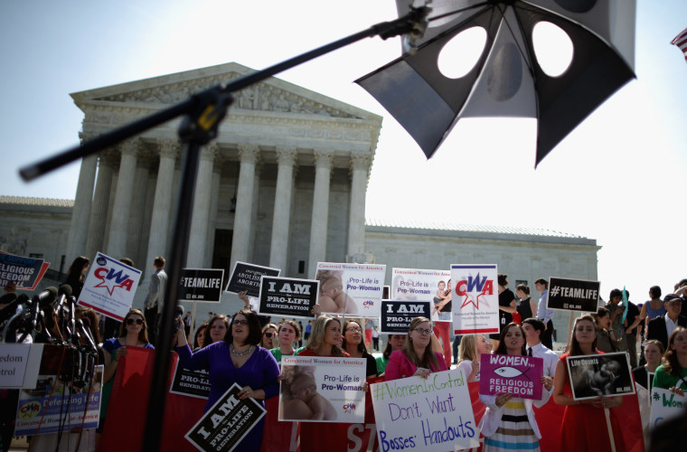 Supreme Court Issues Rulings, Including Hobby Lobby ACA Contraception Mandate Case