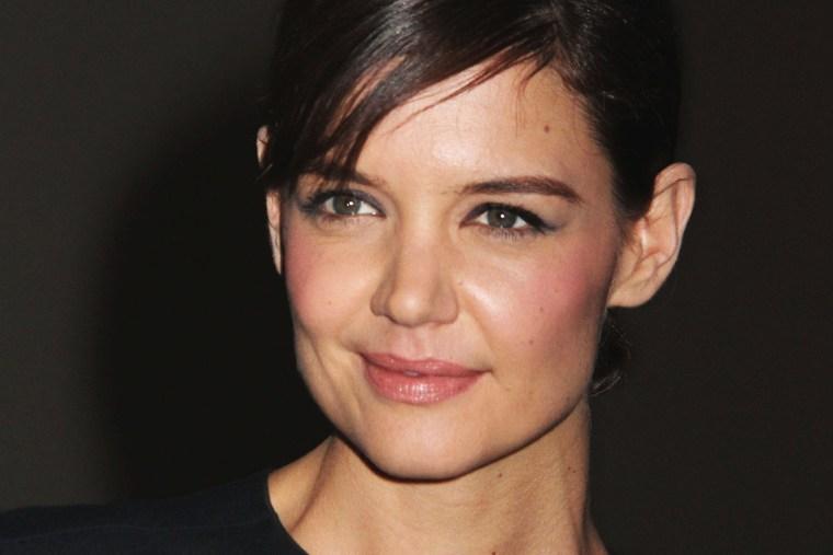 Actress and Global Citizen Ambassador, Katie Holmes.