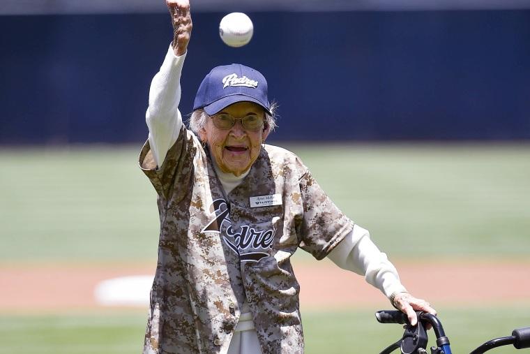 Image: New York Mets v San Diego Padres