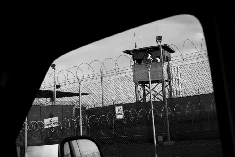 U.S. Naval Base and detention center in Guantanamo, Cuba.