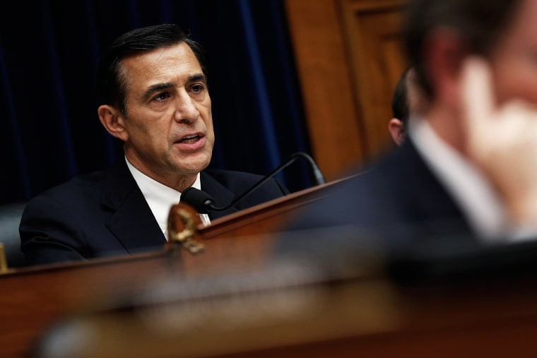 Darrell Issa (R-Calif.) speaks during a hearing on June 23, 2014 in Washington, D.C.