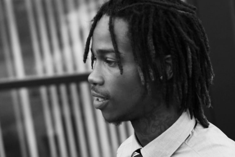 Dorian Johnson, 22, the closest witness to the shooting of Michael Brown on Saturday afternoon, spoke exclusively to MSNBC about the fatal police shooting that claimed his friend's life.