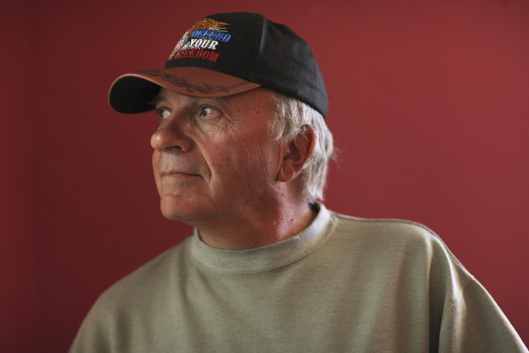Tom Tancredo, a Republican former congressman and candidate for governor, in Denver, June 19, 2014.
