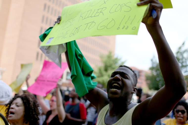Governor Orders Withdrawal Of Nat'l Guards From Ferguson