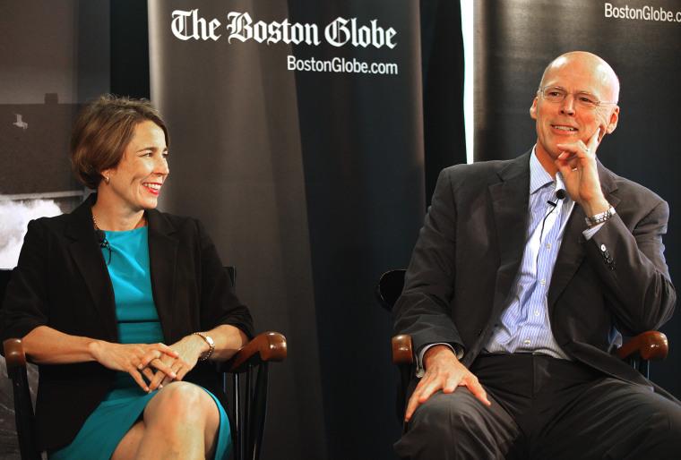 Attorney General Candidates Debate At The Boston Globe