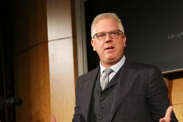 Glenn Beck attends Tribeca Disruptive Innovation Awards on April 26, 2013 in New York, N.Y.