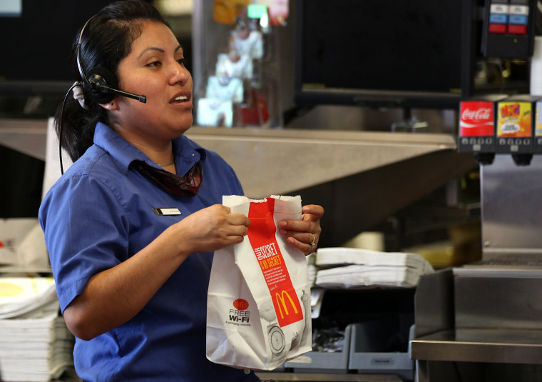 McDonalds Holds National Hiring Day To Add 50,000 Employees