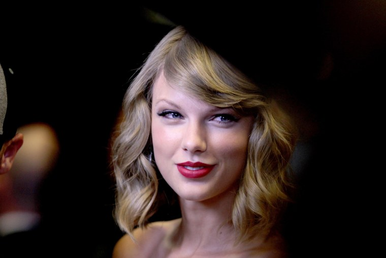 Recording artist Taylor Swift attends the 2014 iHeartRadio Music Festival at the MGM Grand Garden on Sept. 19, 2014 in Las Vegas, Nevada.