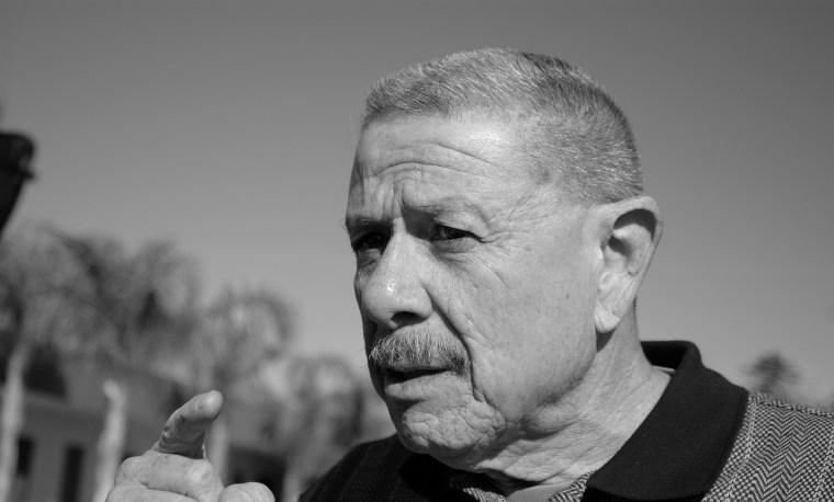 Former Arizona State Senate majority and minority leader and author Alfredo Guiterrez.