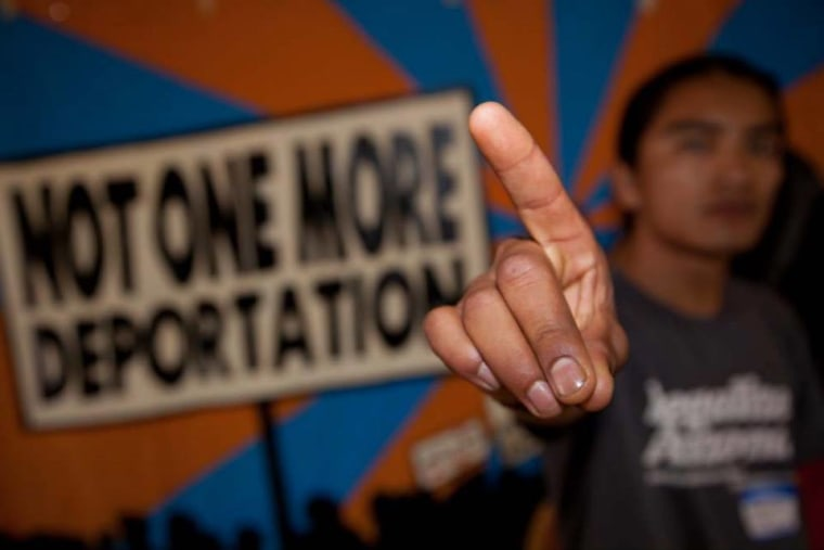 Fernando Lopez is a community organizer with Congress of Day Laborers in New Orleans.
