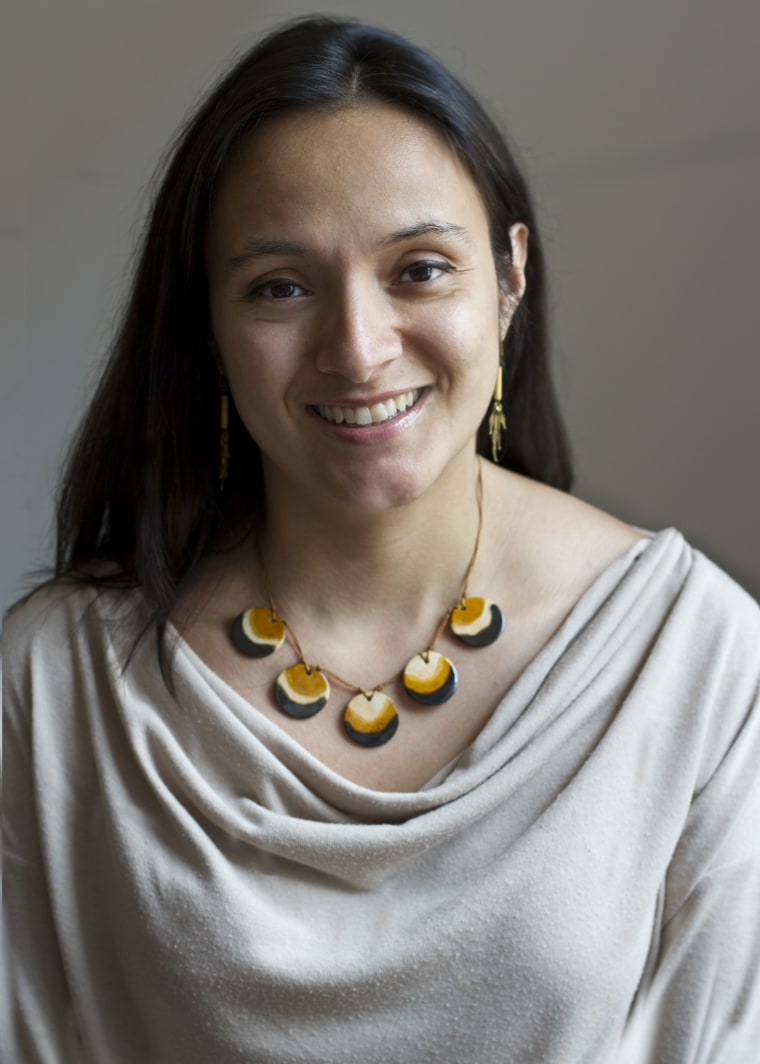 Isabel Josie Anadon, senior policy analyst with the Latino Policy Forum in Chicago.