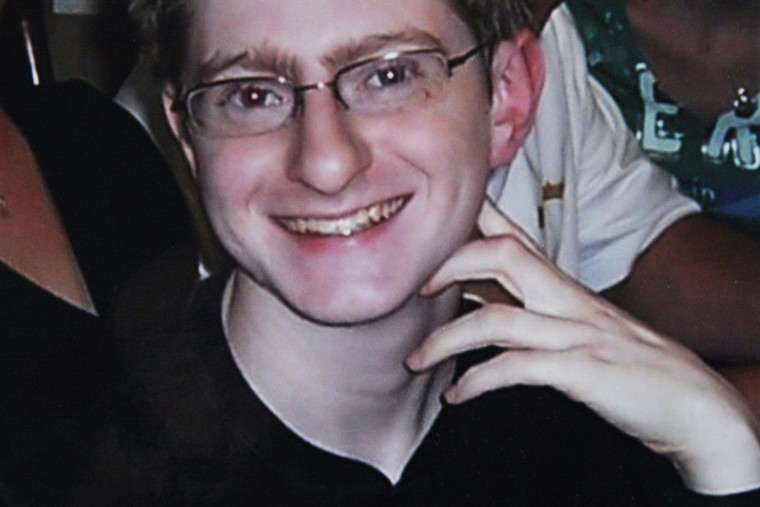 Tyler Clementi, in a photograph provided by Joseph and Jane Clementi.