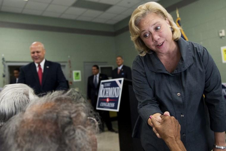 Sen. Mary Landrieu, D-La., to speak to seniors in New Orleans on Sept. 22, 2014.